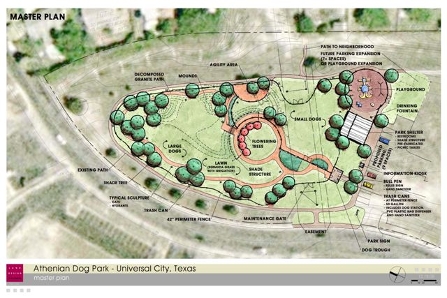 http://www.universalcitytexas.com/images/pages/N662/Dog%20Park%20Master%20Plan.jpg